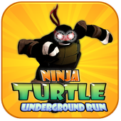 Ninja Turtle Underground run 1.0
