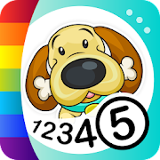 Color by Numbers - Dogs 1.0