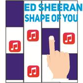 Piano Magic - Ed Sheeran; Shape of you 1.5
