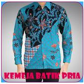 Kemeja Batik Pria 1.0