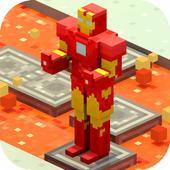 Crossy Robot: Combine Skins 1.6