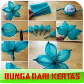 Flower Crafts from Paper 3.0