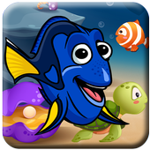 Dory  Journey:Keep Swimming 2 1.0