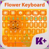 Flower Keyboard Theme 3.0.9