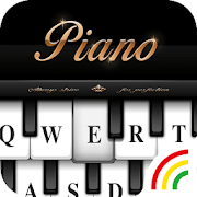 Black&White Piano Keyboard Theme 1.0.0