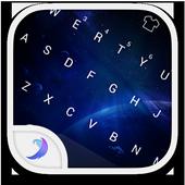 Emoji Keyboard-Blue Ray 1.5