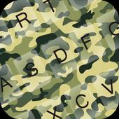 Woodland Military Keyboard 1.3