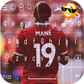 Keyboard For Liverpool FC 2018 2.1