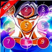 new Goku lockscreen themes dragon super ball 2018 1.0