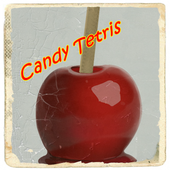 Candy Tetritool app and gameBoard
