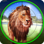 Lion Hunter Sniper Safari - Animal Hunting Game 1.3