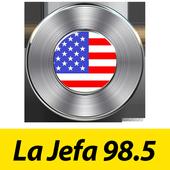 La Jefa 98.5 City of mcallen 1.04