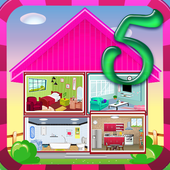 Doll House Decoration Game 5 1.0.1