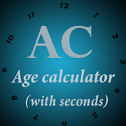 Age Calculator (with seconds) 1.06