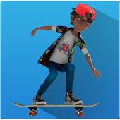 Crazy SkaterBABA KHALIDAdventure