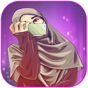Girly Muslimah Hijab Wallpapers 1.0
