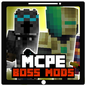 New Boss Mods For MCPE 1.0