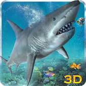 Angry Sea White Shark Revenge 1.0.4