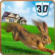 Pet Rabbit Vs Dog Attack 3D 1.0.4