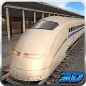 Bullet Train Subway Station 3D 1.0.8