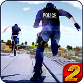 Mad City Rooftop Police Squad: Real Gangster Chase 1.0.1