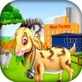 Real Meat Factory: Cooking Food Shop Game 1.0