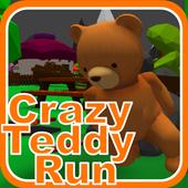 Crazy Teddy Run 1.0