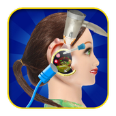 Ear SurgeonKids Fun GameCasual