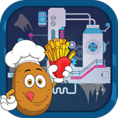 Potato Fries & Chips Factory 1.0.5