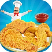 Deep Fry Chicken Cooking Game 1.0.5