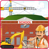 Build High School Building: Construction Simulator 1.0