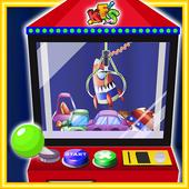 Claw Prize Machine Simulator