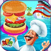 com.kidsfunstudio.cruise.ship.cooking.mania icon