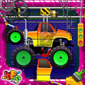 Monster Truck Factory Games 1.0