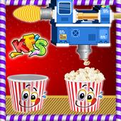 Popcorn Factory Chef Mania 1.0.3