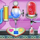 Princess Makeup Kit Factory: Cosmetic Makeover Sim 1.0