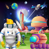 Space City Construction: Mars House Builder Games 1.0