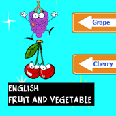 English vocabulary fruit words 1.0.2