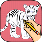 how to draw Zoo Animals 1.0.1