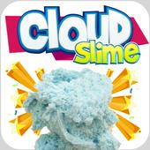 Epic Giant Cloud Slime