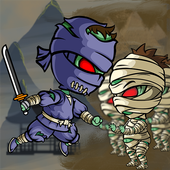 Zombie Ninja vs Mummy 1.5