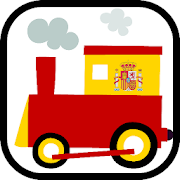 Spanish Words Train - Alphabets Learning for kids 1.0.6