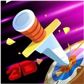 Knife Throw 3D Game & Knife Hit 2 1.0