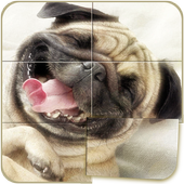Funny Dogs Puzzle 1.0
