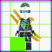 Sliding Puzzle Lego Ninjago 1.1