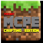 Pocket MCPE Crafting Edition 1.0