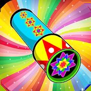 Kaleidoscope Doodle PadKids Fun Games by IBestTechCasual