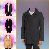 Man Long Coat Photo Editor 1.3