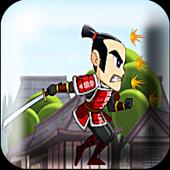 Brave Samurai Warriors Run 1.4