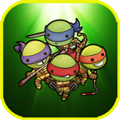 Best Ninja Turtle Escape 1.0